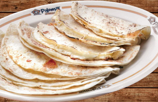 Quesadillas mixtas